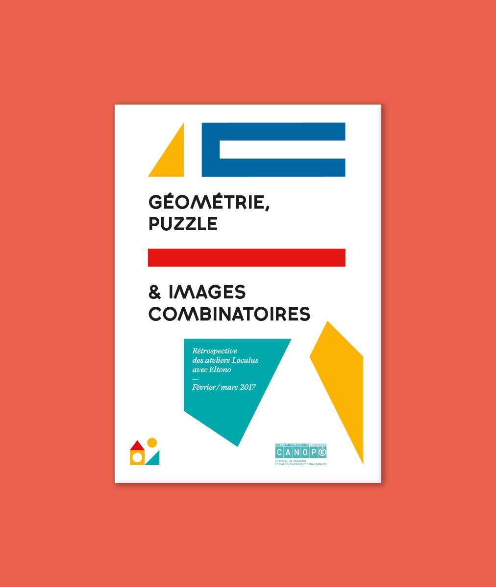 Géométrie, puzzle & images combinatoires